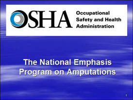 OSHA National Emphasis Program